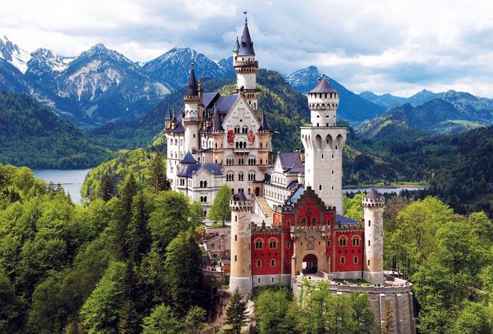 Лучшие достопримечательности Германии