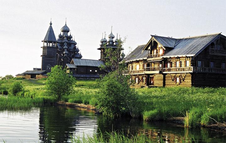 Петрозаводск: достопримечательности