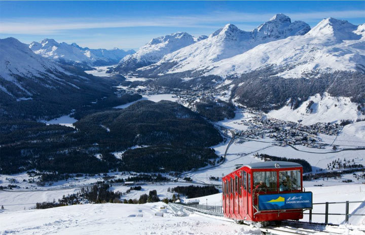 10 лучших горнолыжных курортов Швейцарии