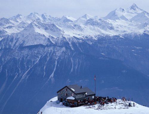 Лучшие горнолыжные курорты Швейцарии