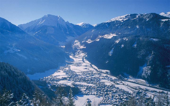 Лучшие горнолыжные курорты Австрии - Топ 10