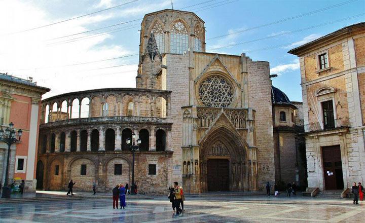 Достопримечательности Валенсии: Кафедральный собор