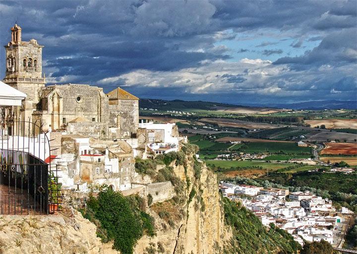 Самые красивые небольшие города Испании
