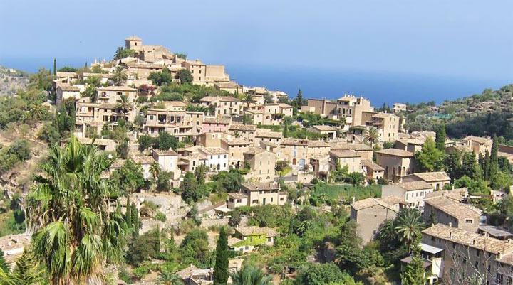 самые красивые города Испании: Дейя