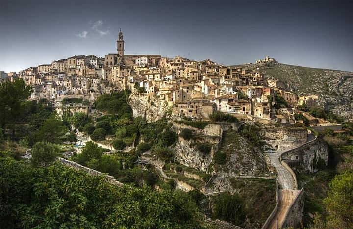 самые красивые города Испании: Бокайренте