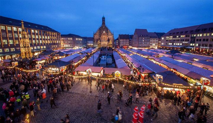 Рождественский рынок