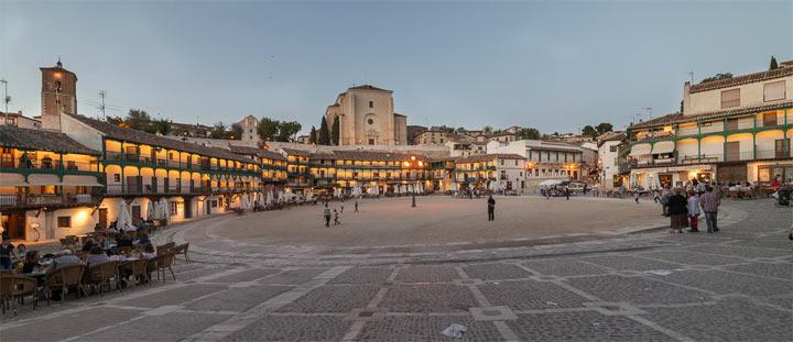 Самые красивые небольшие города Испании: Чинчон