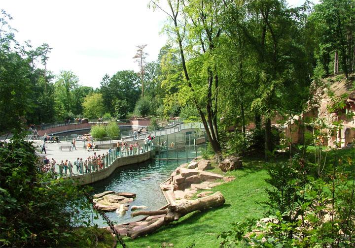 Нюрнбергский зоопарк