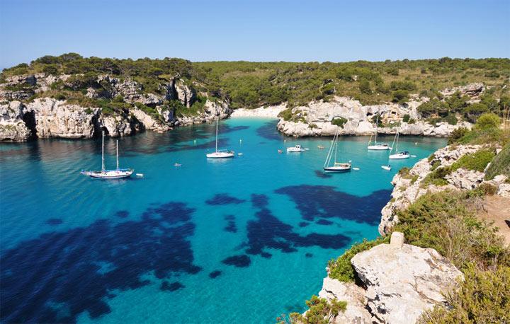 Остров Менорка (Испания)