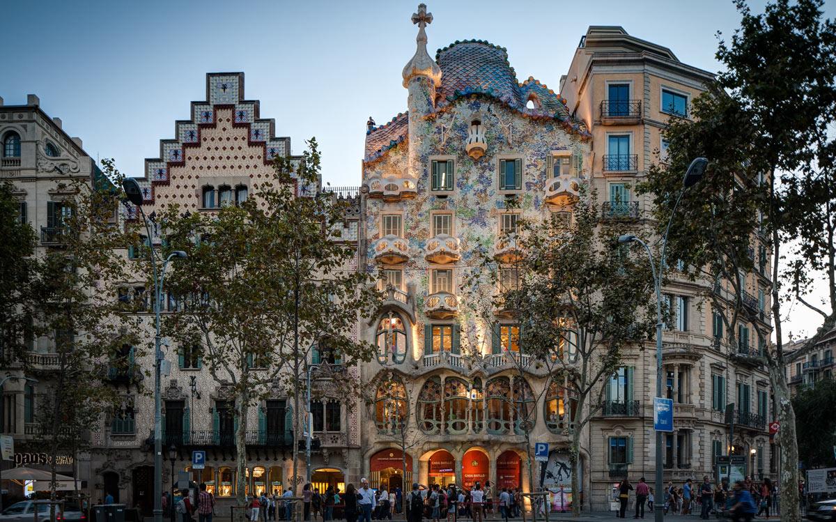 Дом Бальо (Барселона)