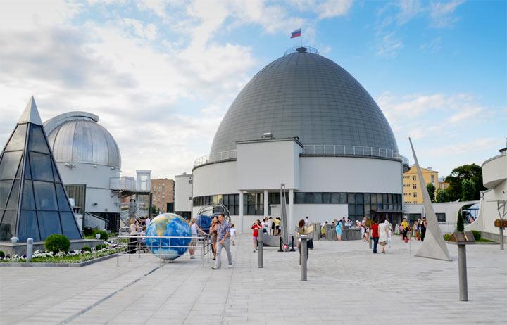 Куда сходить в Москве: планетарий
