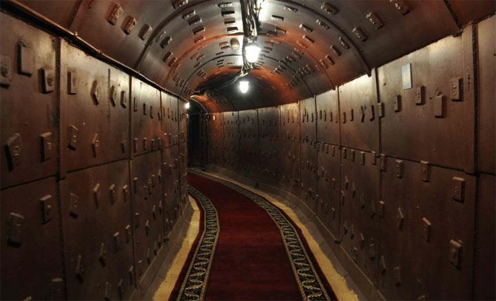 Куда сходить в Москве: бункер