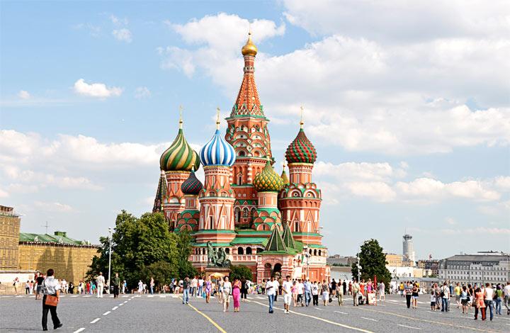 Куда сходить в Москве: Собор Василия Блаженного