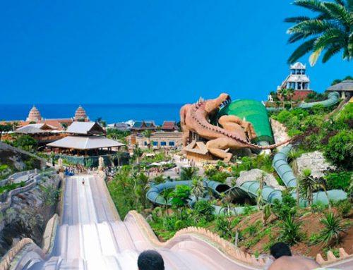 Аквапарк «Сиам Парк» на острове Тенерифе