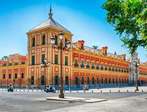 Дворец Сан-Тельмо. Севилья
