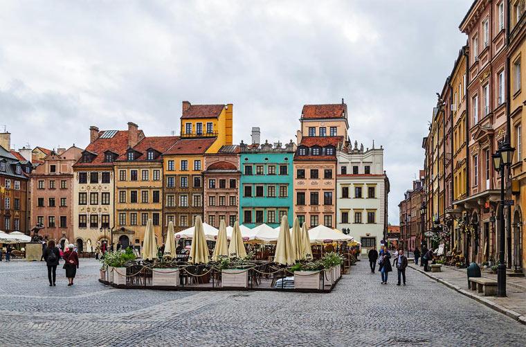 Польша: достопримечательности