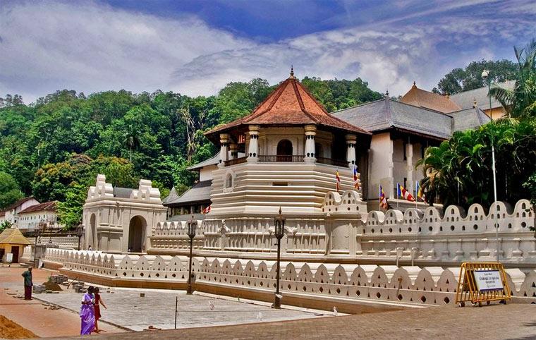 Шри-Ланка: достопримечательности
