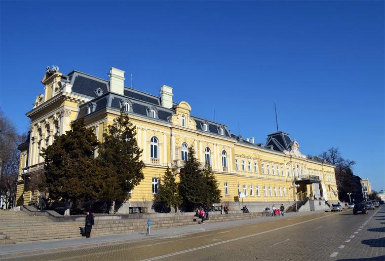 Главные достопримечательности в Болгарии