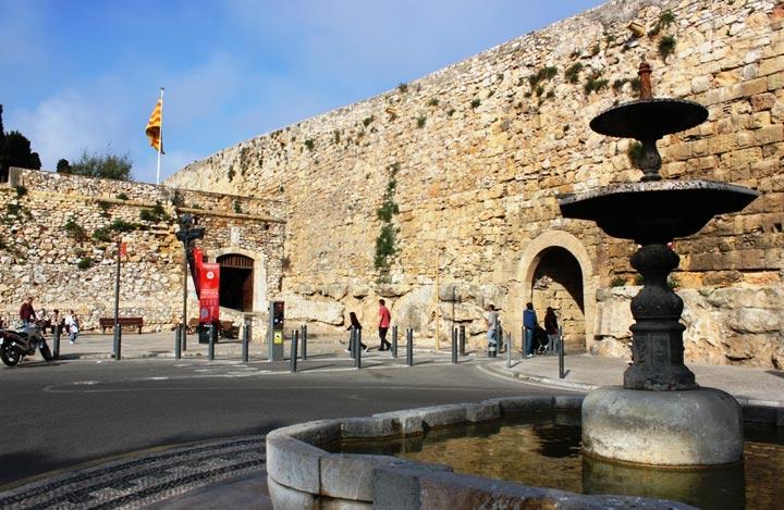 Tarragona-Muralla