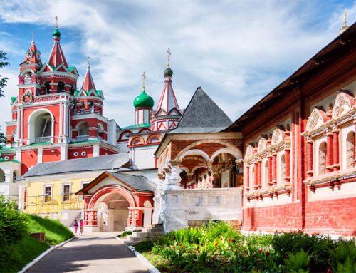 Достопримечательности Звенигорода: 10 лучших мест