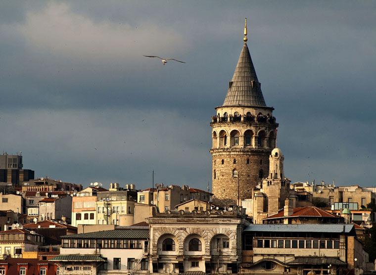 Достопримечательности Турции: Галатская башня