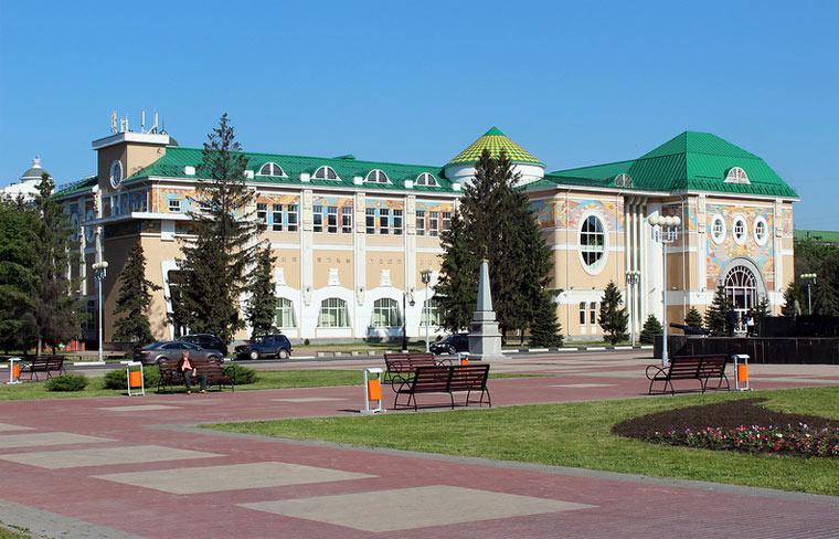 Достопримечательности Белгорода: 10 лучших мест