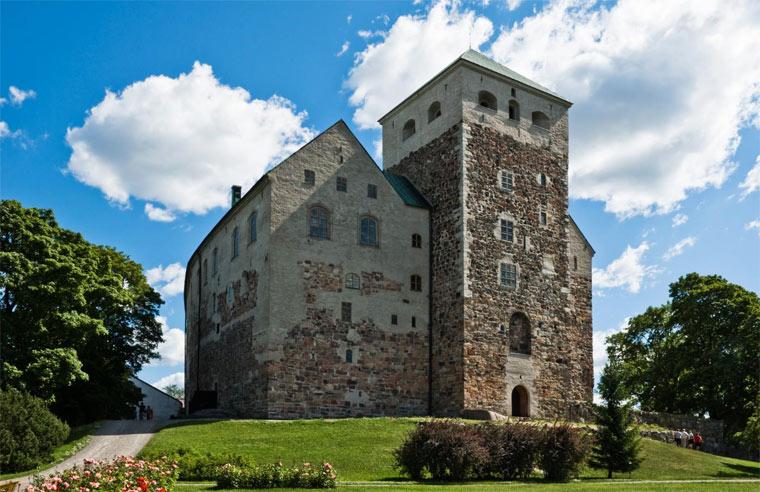 Достопримечательности Финляндии: Абосский замок