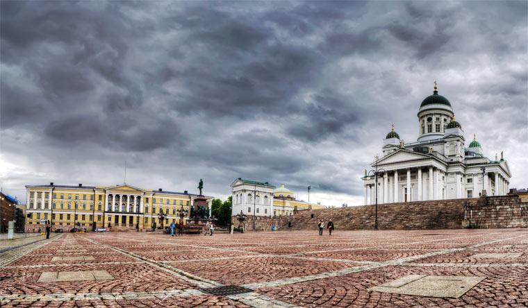 Достопримечательности Финляндии