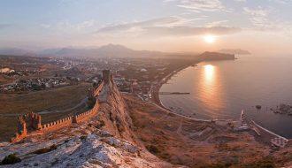 Курорты Крыма: 10 лучших курортов