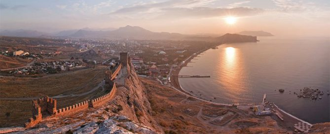 Лучшие курорты Крыма