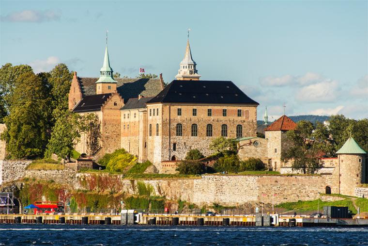 Достопримечательности Норвегии: Крепость Акерсхус