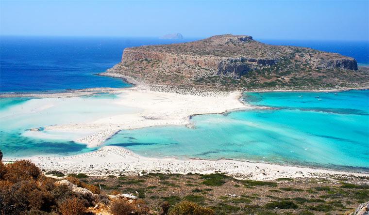 Лучший пляж Крита