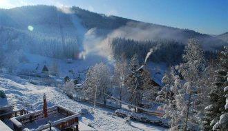 Лучшие горнолыжные курорты Чехии
