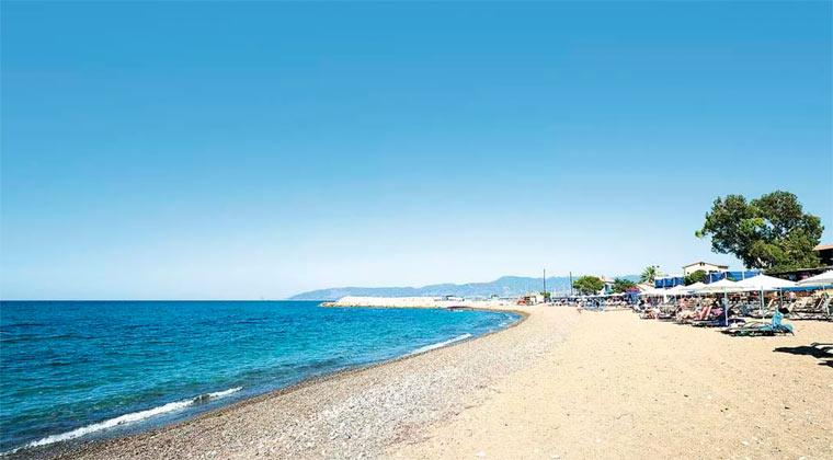 Лучшие песчаные пляжи кипра