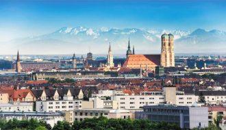 Самые красивые города Германии — Топ 10
