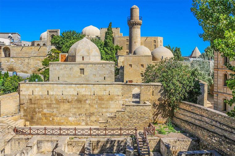 Главные достопримечательности Азербайджана