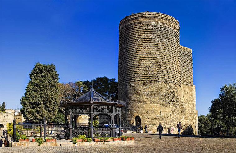 Популярные достопримечательности Азербайджана