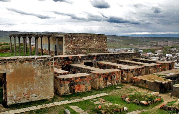 Достопримечательности Еревана: Эребуни