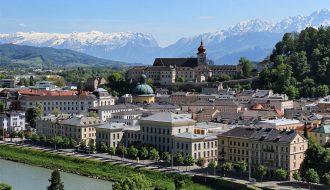 Достопримечательности Зальцбурга: 12 лучших мест