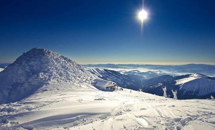 Лучшие горнолыжные курорты Словакии: Смоковец
