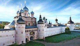 Достопримечательности Ростова Великого: 10 лучших мест