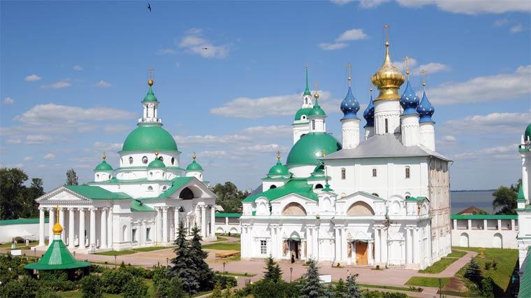 Ростов Великий: достопримечательности