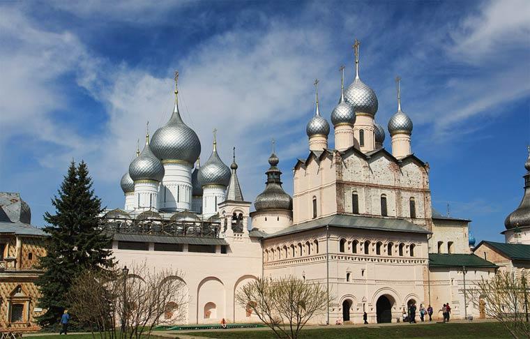 Что посмотреть в Ростове Великом?