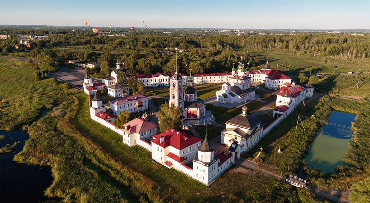 Достопримечательности города Ростова Великого
