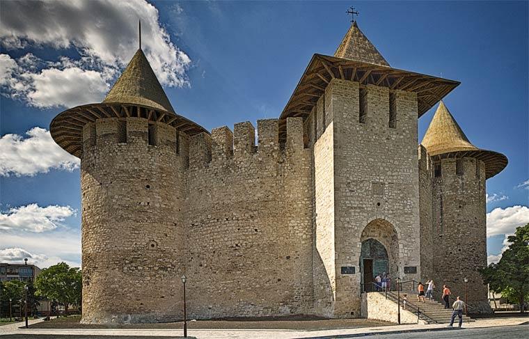 Сорокская крепость в Молдавии
