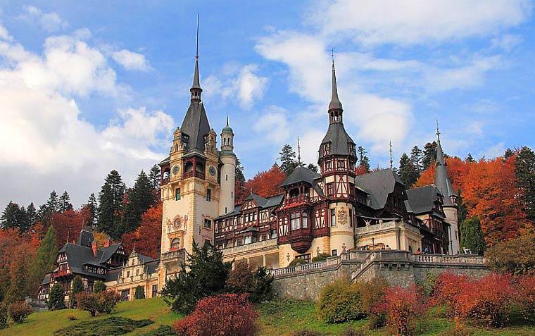 Достопримечательности Румынии: 14 лучших мест