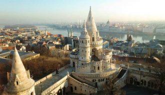 Рыбацкий бастион — отголосок Средневековья из Будапешта
