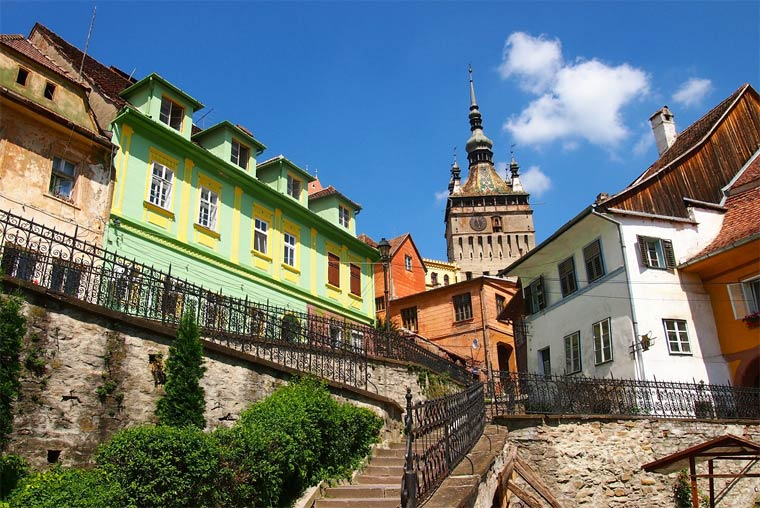 Интересные достопримечательности Румынии