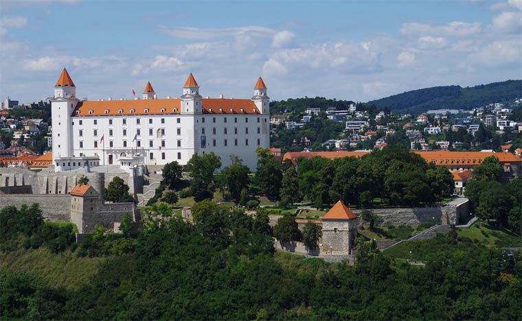Достопримечательности Братиславы: 10 главных мест