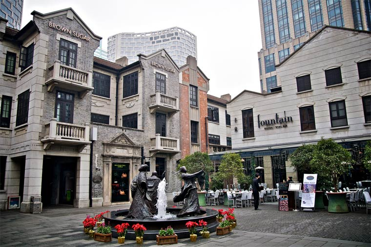 Шанхай: достопримечательности
